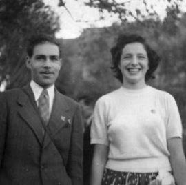 May Day 1951 Werner & Wendy Lowenstein