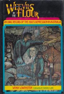 Weevils in the Flour (1978) Hardback Ed.