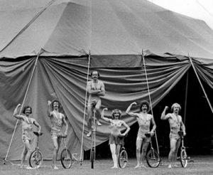 Circus Oz  1978