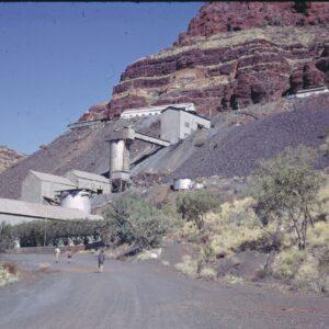 Wittenoom Asbestos Mine 1969